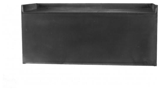 TileRedi RB3312-KIT 29x12 Bench Kit fits 33 in D Pan modern-shower-pans-and-bases