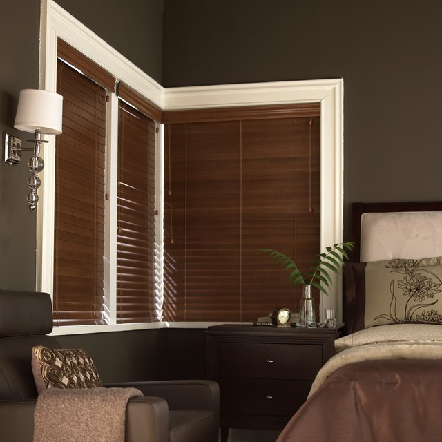 Faux wood blinds window blinds other metro by blinds for 2 faux wood window blinds