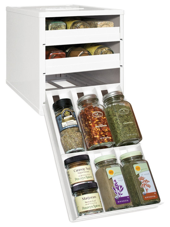Spice Jars & Spice Racks: Find Spice Rack and Spice Containers Online