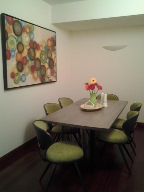 Mid-Century Modern Dining room midcentury
