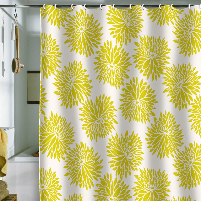 Shower Curtain MarimekkoMarimekko Marimekko Samovaari Surf