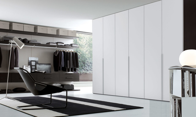 Bedroom Closets Modern Closet Organizers Other Metro By