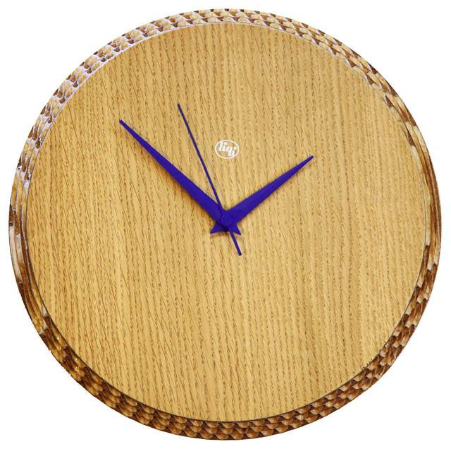 Edge Clock modern-wall-clocks