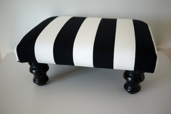 Black And White Ottoman Pictures to Pin on PinterestPinsDaddy