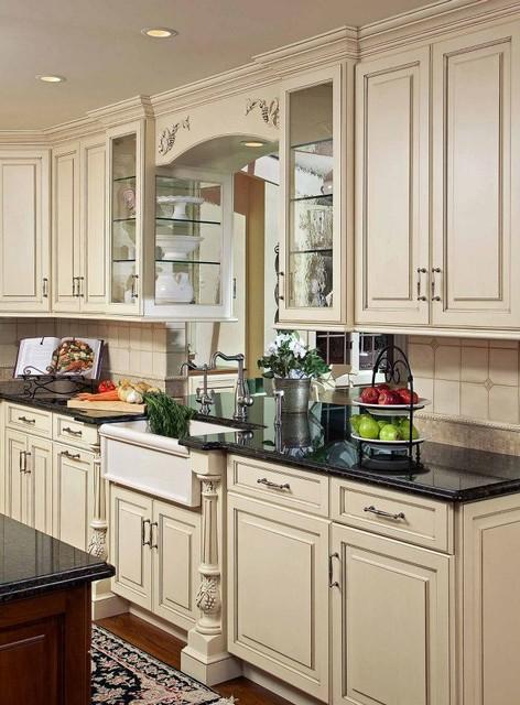 Peter Salerno Inc. Designs traditional-kitchen