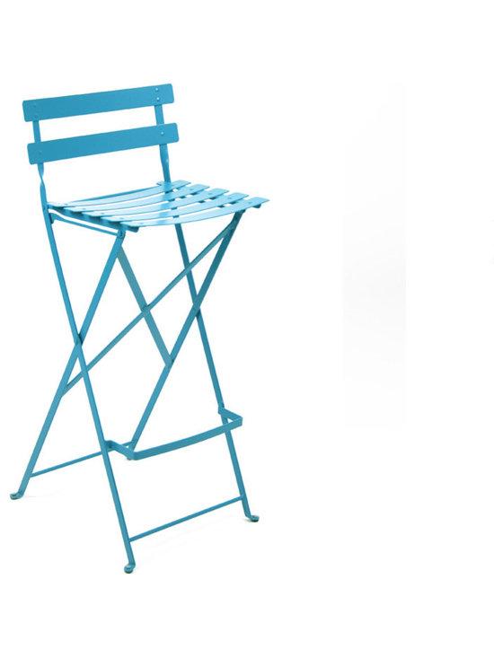 Fermob Bistro High Chair - 5113 Bistro High Chair
