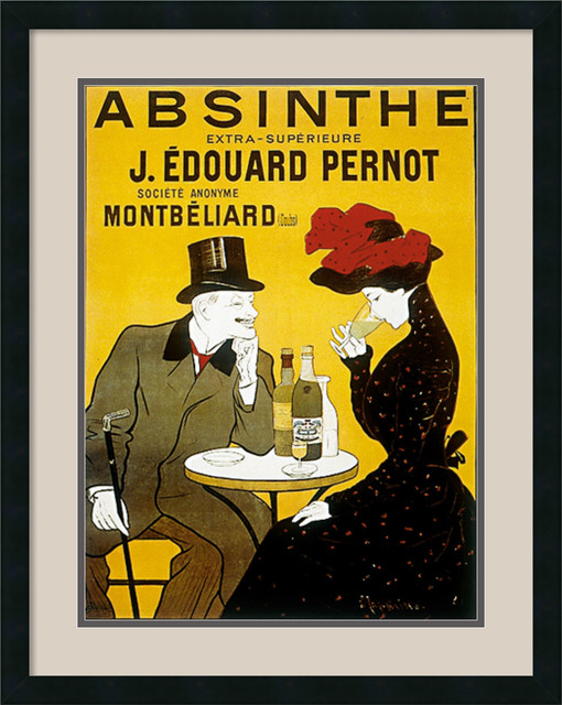 Absinthe Framed Print by Leonetto Cappiello traditional-prints-and-posters