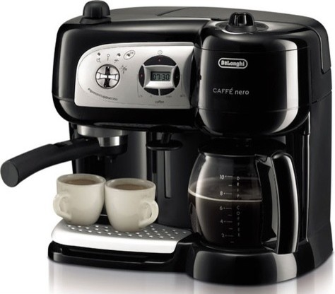 Coffee Maker Kettle Combo : Cafe Nero Combination Espresso Machine - Modern - Coffee Makers And Tea Kettles - by Wayfair