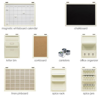 Daily System - Contemporary - Storage And Organization - by Pottery Barn