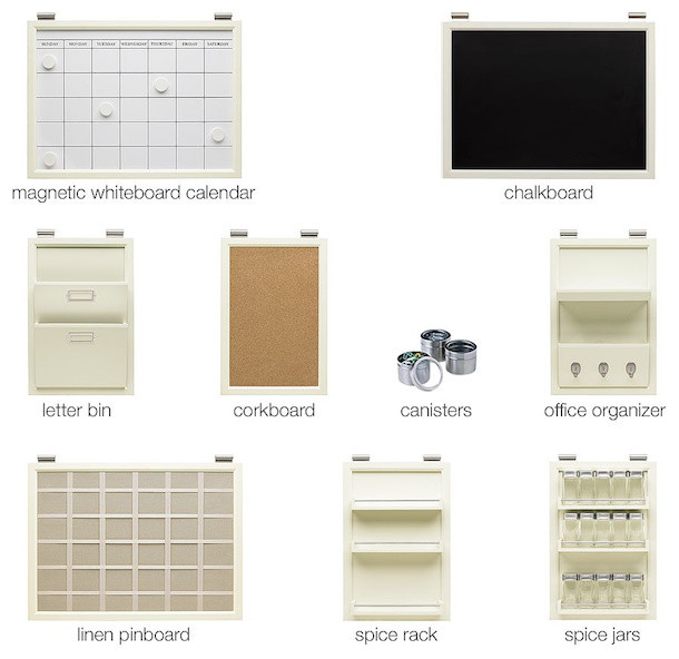 Daily System contemporary-storage-and-organization