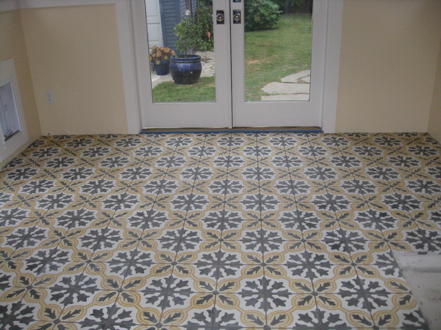 Encaustic cement tiles modern wall and floor tile for Floor cement tiles