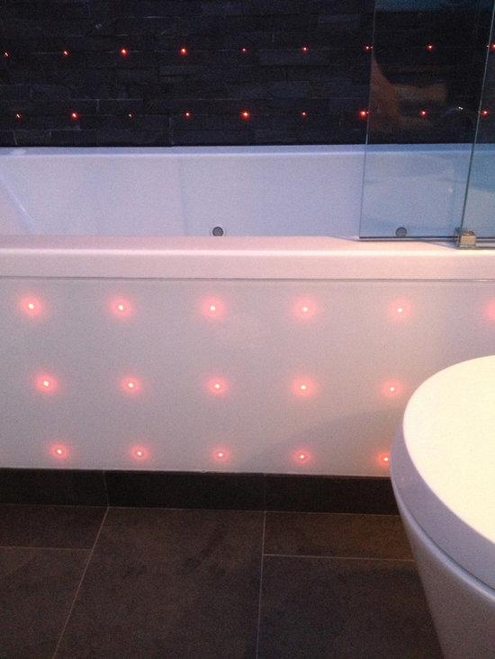 LED Bathroom & Shower Lighting -