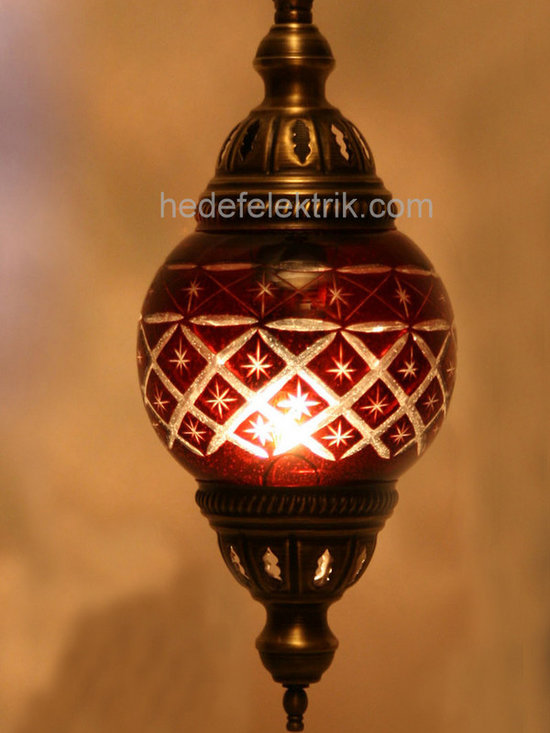 Turkish Style - Ottoman Lighting - *Code: HD-04161_77