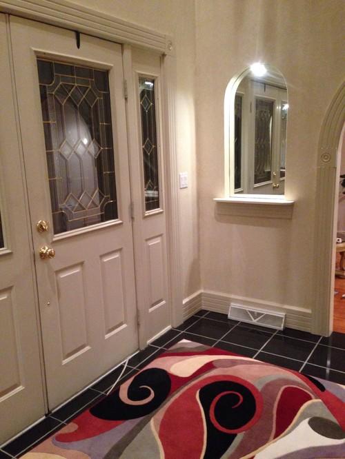 Small Foyer Ideas Houzz : Entryway ideas