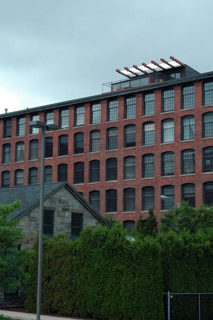 Residential Loft 1 contemporary-exterior