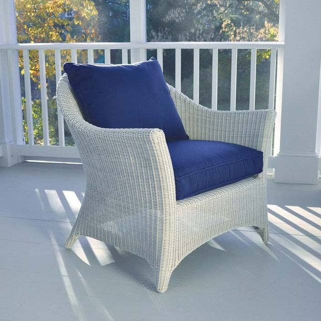 Kingsley Bate Cape Cod Deep Seating Lounge Chair Patio