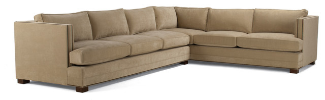 Keaton Sectional contemporary sectional sofas