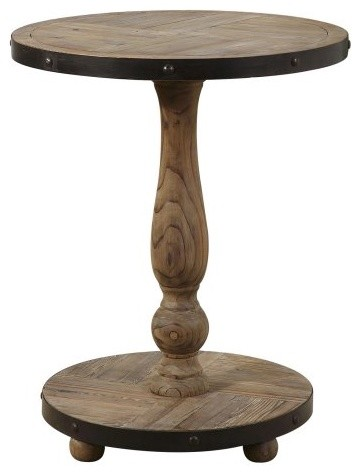 Uttermost Kumberlin Round Table modern-side-tables-and-end-tables