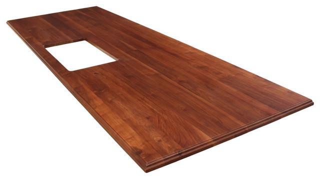 Wood Countertop From Walnut kitchen-countertops