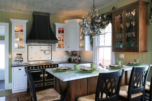 Existing Projects traditional-kitchen