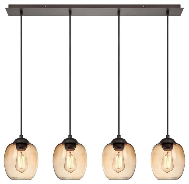 Kitchen Island Pendant Lighting Bronze 640 x 622