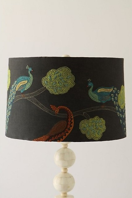 Plumage Shade contemporary-lamp-shades