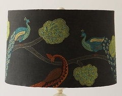 Plumage Shade contemporary lamp shades