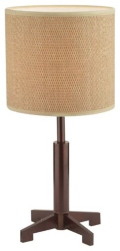 Fisher Island Table Lamp contemporary-table-lamps