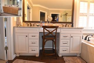 Bathroom Vanities Cincinnati on Bath Remodels