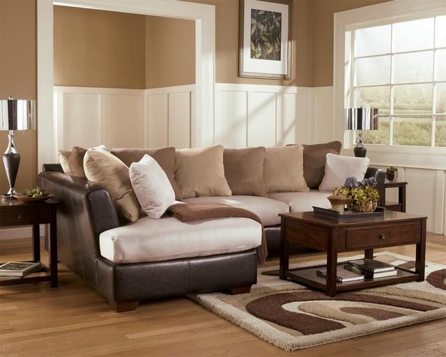 Logan Stone Sectional Sectional sectional-sofas