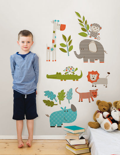WallPops for Kids wall-decals