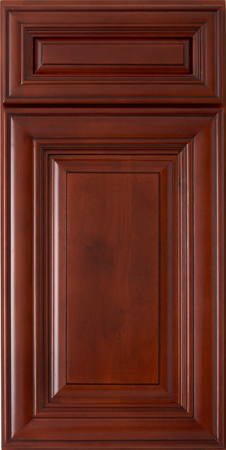Bristol Cherry Cabinet Door Style - Traditional - Kitchen Cabinetry - nashville - by ProCraft ...