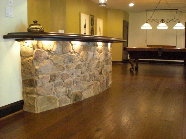 Basement Remodel In West Chester PA Traditional