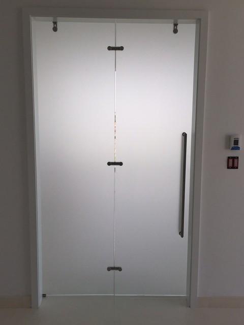 Modern Barn Door Slider In Boca Raton Fl Modern Interior Doors