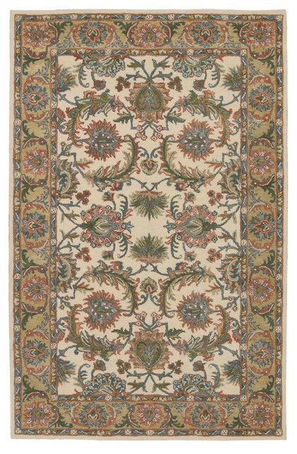 nour 33838 nourison india house area rug collection traditional rugs by lighting front