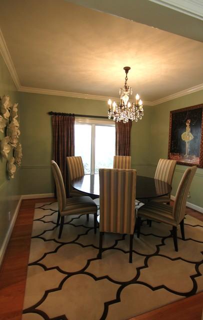 Dining Room- Morning Side transitional-dining-room