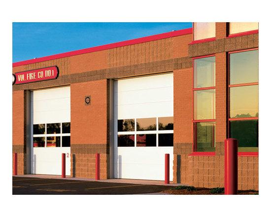 Commercial Garage Doors -