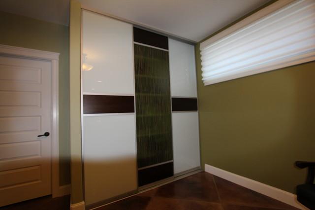 Decorative Sliding Closet Doors Modern Storage And