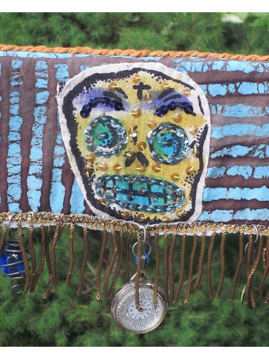 AWAKEN crocheted chair - Awake! Chair  / Detail