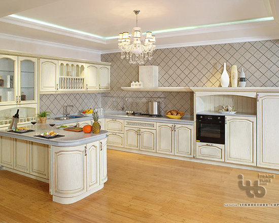 kitchen island, classic kitchen - Simple and elegant design, can be customized