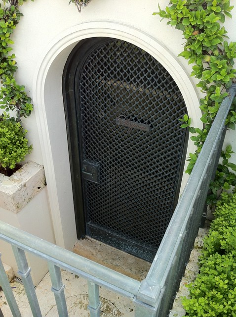 Iron Work traditional-screen-doors