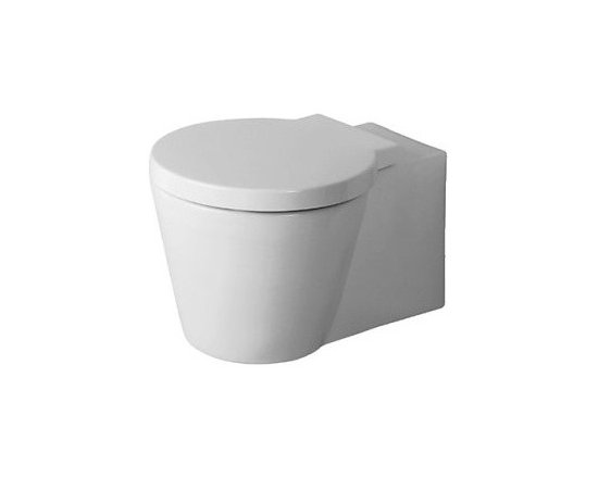 Duravit 021009 Wall Mounted Toilet -