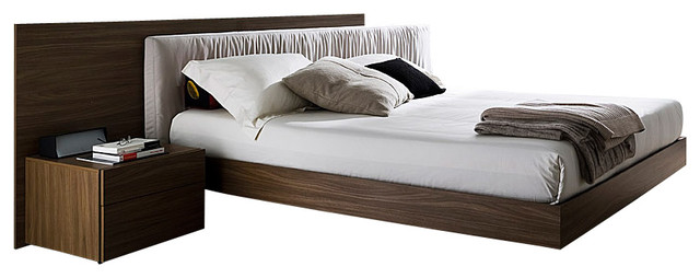 Edge Bed - King modern-beds