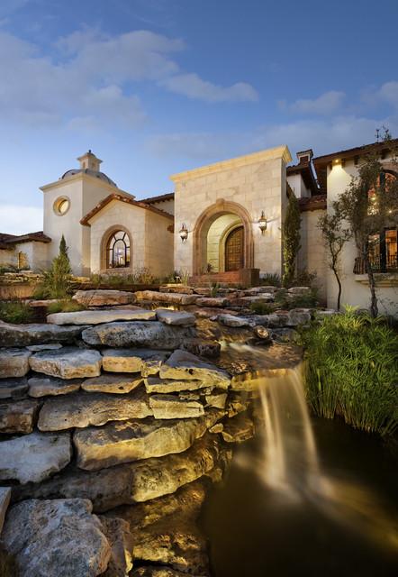 JAUREGUI Architecture mediterranean-exterior