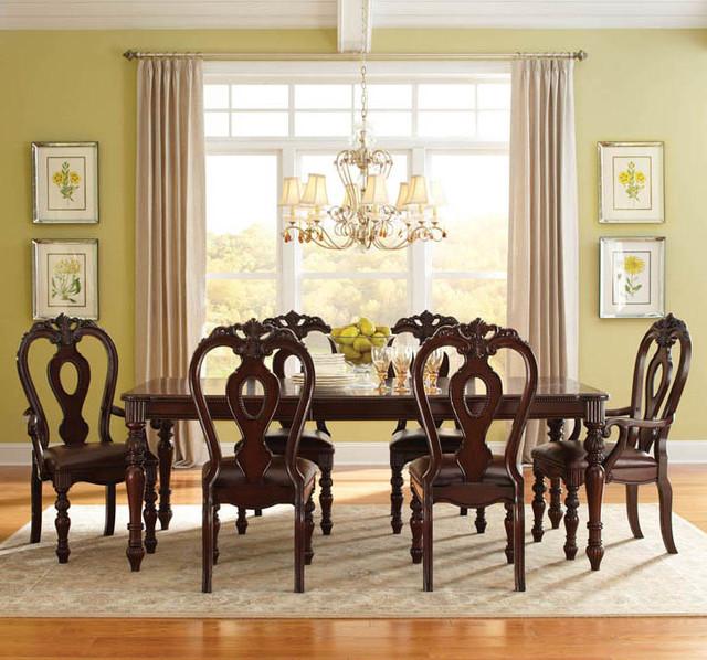 Standard Furniture Dining Room Sets: Standard Furniture Westchester 7-Piece Dining Room Set In
