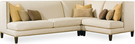 Lee Sectionals 4800 Series contemporary-sectional-sofas