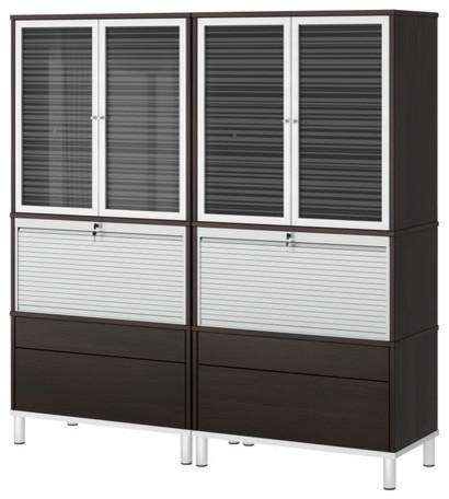 EFFEKTIV Storage combination - Scandinavian - Storage Cabinets - by IKEA