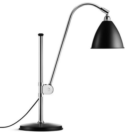 Bestlite BL1 Table Lamp - Black modern-table-lamps