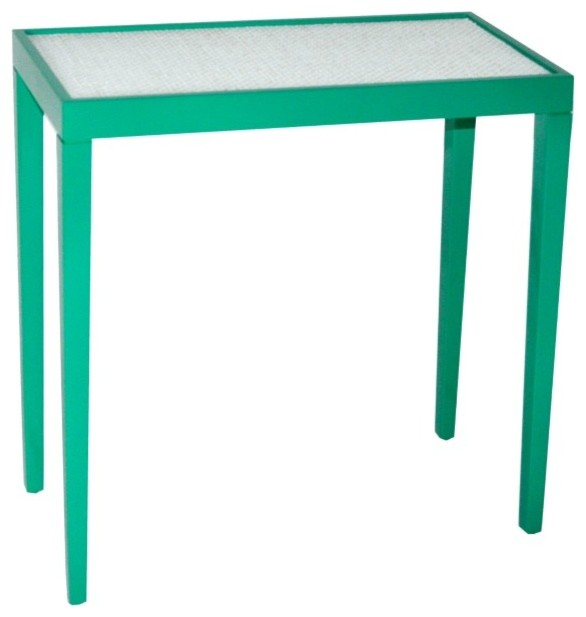 Tini Table III - Emerald contemporary-side-tables-and-end-tables