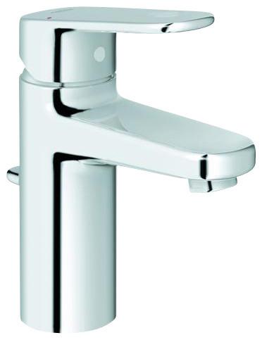 Grohe Euro plus OHM basin, US contemporary-bathroom-faucets
